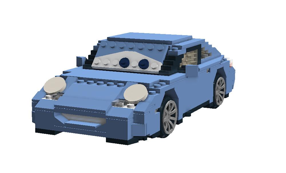 Sally Carrera Disney Pixar Cars Movie Character Flickr