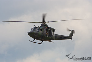 CH-146 Griffon hovering | by Henry_Lo