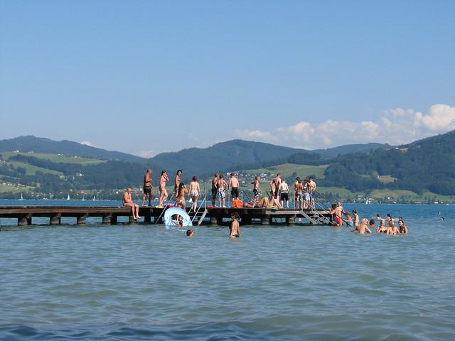 Lake Attersee - Upper Austria