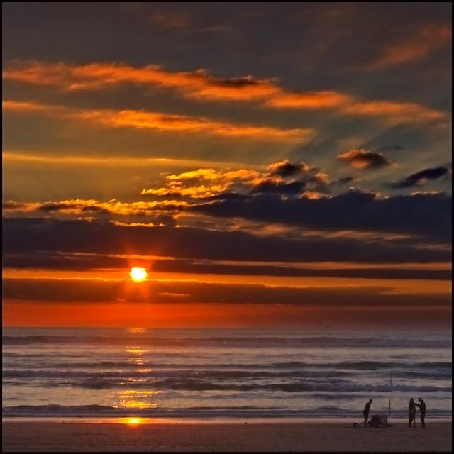 Ocaso - sunset