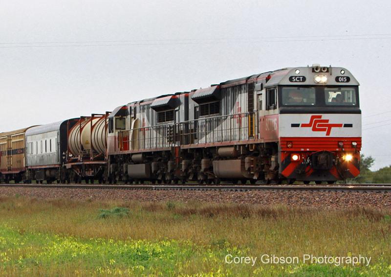 SCT PM9 near Warrneretown by Corey Gibson