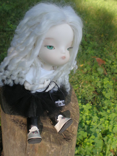 person doll secret queen wig mohair drama 08