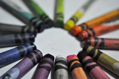 Crayons | by idreamlikecrazy