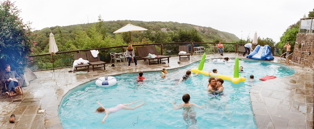 Finest Buck Naked Pool Party Pictures