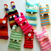 From Kids Crafternoon Sewing: Monster I Pod Cozies2 by Beeper Bebe