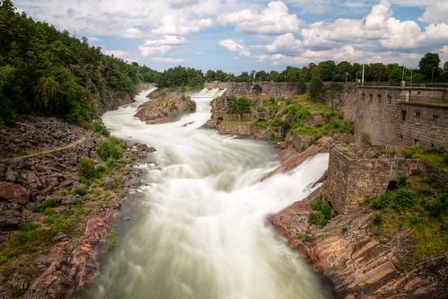 longexposure river sweden schweden waterfalls svenska trollhättan götaälv vattenfall schweden2011 20110709mg6454
