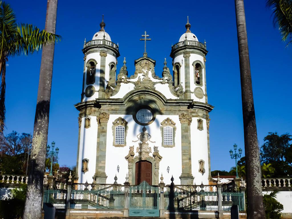 Igreja Sao Francisco De Assis Steve Flickr