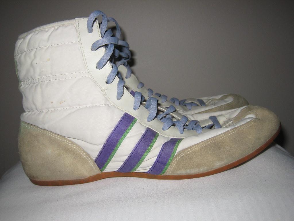 adidas hercules wrestling shoes white