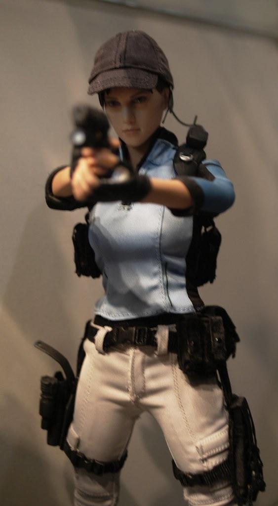 Jill Valentine B S A A Version Resident Evil 5 Ps3 Xb
