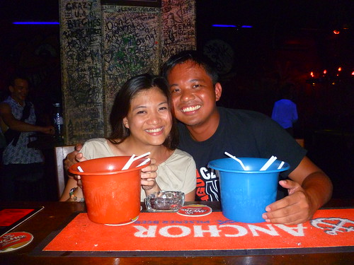 Drinking buckets of redbull vodka and partying in Siem Reap | by JMParrone