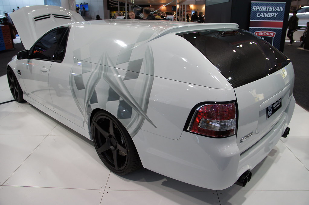 Walkinshaw Modified Ute | Supercharged custom Holden SSv Ute