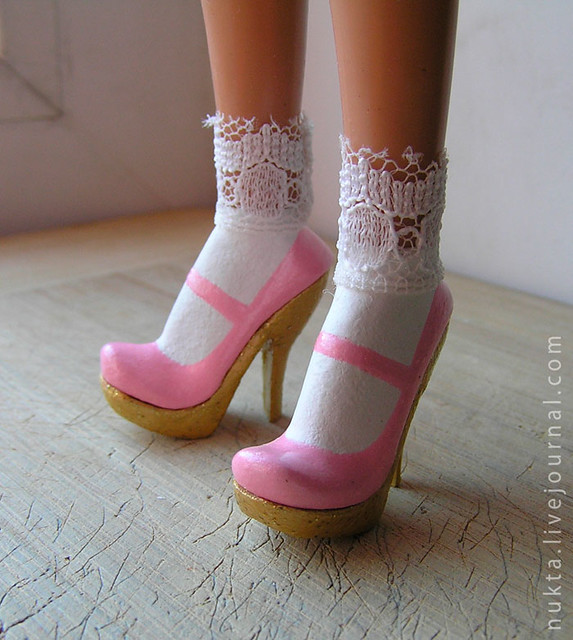 Bratz Yasmin-peony legs