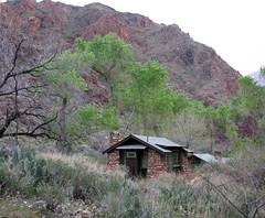 Grand Canyon: Phantom Ranch Cabins 3026