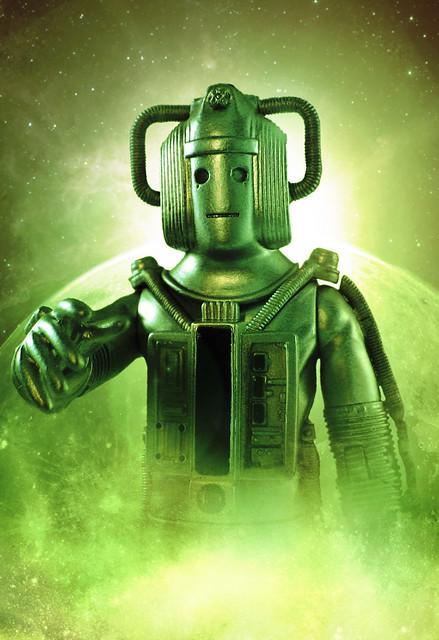 Revenge of the Cybermen #3