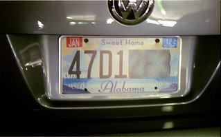 Alabama plate 6-11 | by THE Holy Hand Grenade!