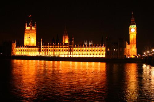 Houses Of Parliament   by photographerglen