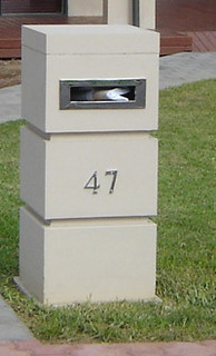 Mail Box no 47 | by caststone products