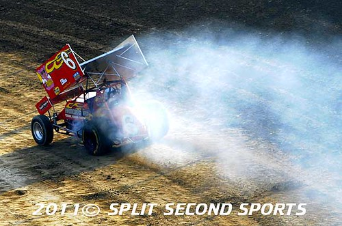 Kings Royal - motor problems for Jac | by Haudenschild Racing