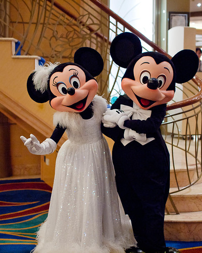 Mickey and Minnie Formal | by Peter E. Lee