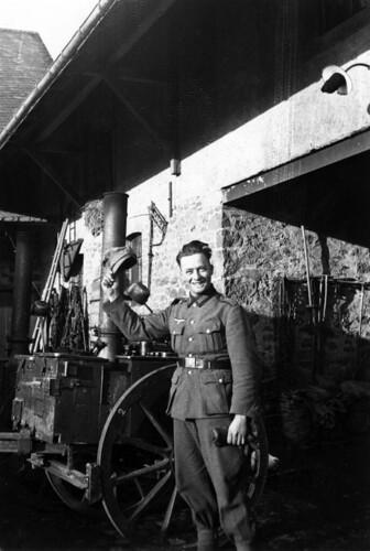 Rudi Margreiter fra 7. kompani i Hunsrück, Tyskland