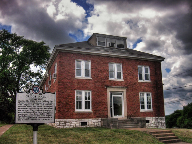 Griggs Hall, American Baptist College, Nashville, TN