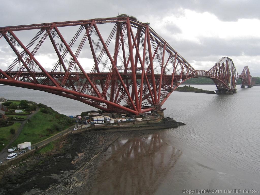 Forth Bridge (Forth Railway Bridge)