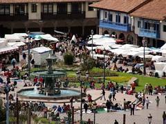 do, 24/12/2009 - 15:27 - 31_ Kerstmarkt op het Plaza de Armas