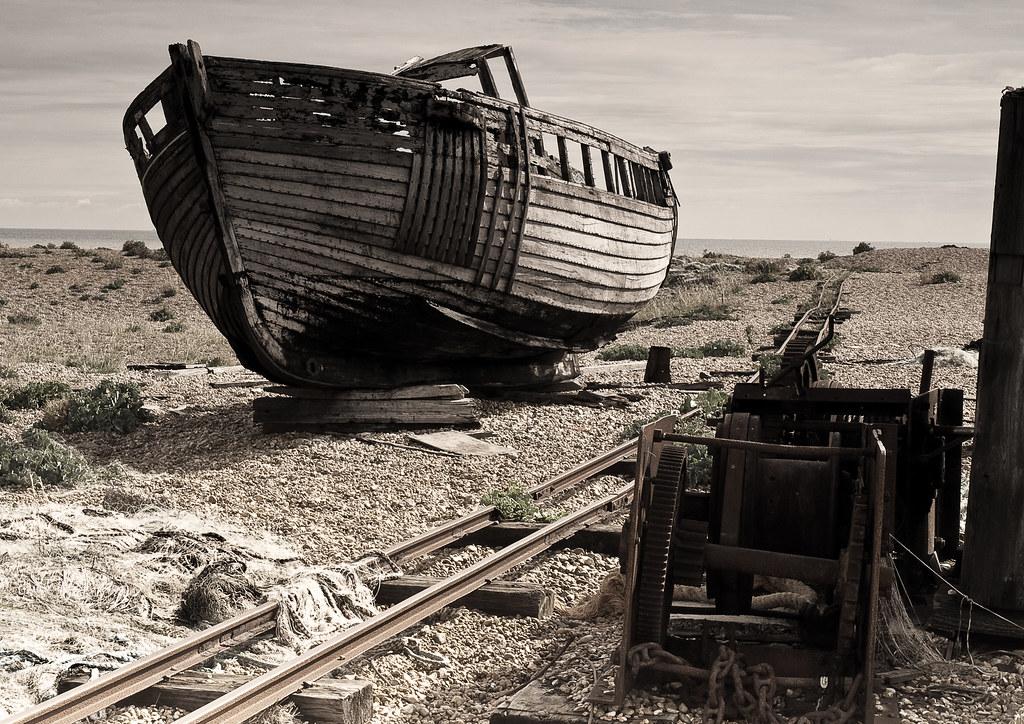 Beached Alan Jackson Flickr