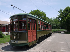 日, 2011-06-26 11:52 - The Shore Line Trolley Museum Car 850 : Streetcar named Desire