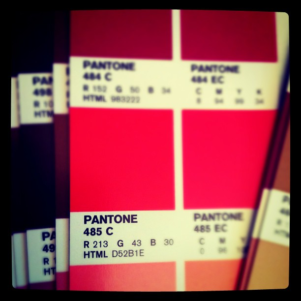 Pantone 485! | Fernando Cotroneo García | Flickr