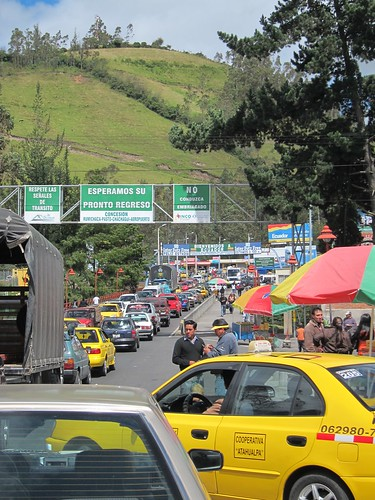 Crossing the Colombia-Ecuador Border   by fabulousfabs