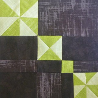Desperate Housewife Block 3 - Evolution   by Quiltjane