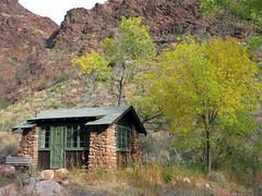 Grand Canyon: Phantom Ranch Cabin 0622