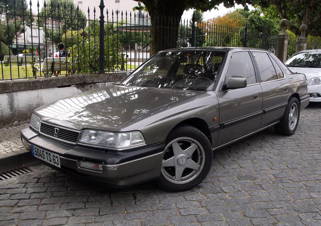 1989 Honda Legend 2.7i V6 | FiatTipoElite | Flickr