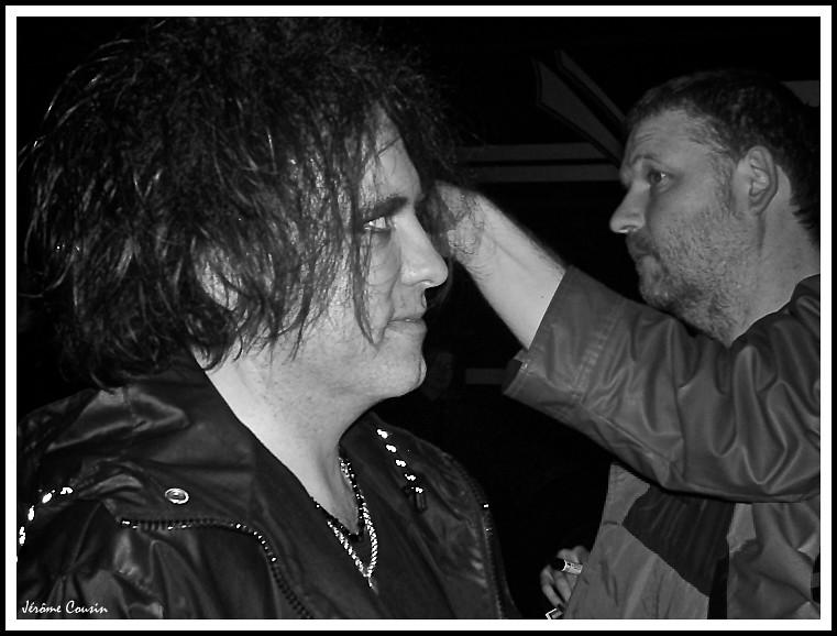Robert Smith (The Cure), Backstage @ Berlin Tempodrom (Nov… | Flickr