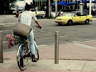 Week 5- Bike vs. Car (Project 52) | by MarianaPichu