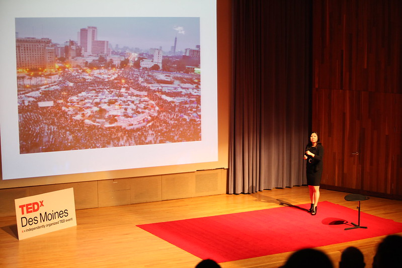 Bian Li - TEDxDesMoines