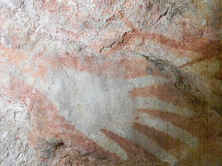 Rock Paintings near 7 Spears | by C Lynn Steele