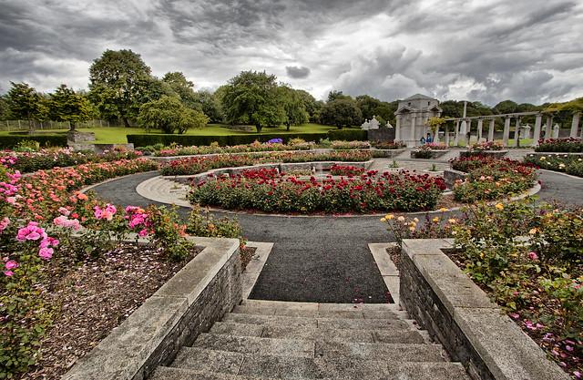50d 026 hdrThe Irish National War Memorial Gardens