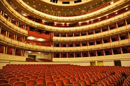 Vienna State Opera | by jiuguangw