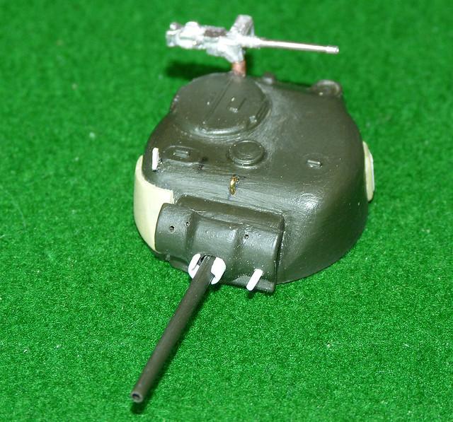 Armourfast M4 - Turret upgrades