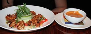 Grilled Wild Gulf Shrimp Curry @ Jiko - Animal Kingdom Lodge  | Disney Food | by JeffChristiansen