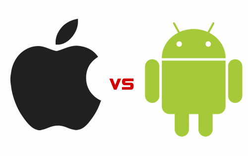 Android-Vs-iOS | George Thomas | Flickr