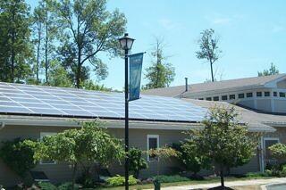 The Center for Hospice - Buffalo, NY | by Solar Liberty