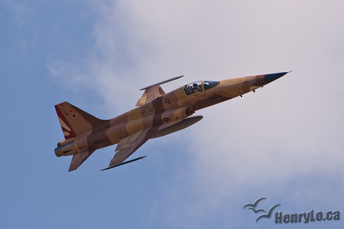US Navy F-5N | by Henry_Lo