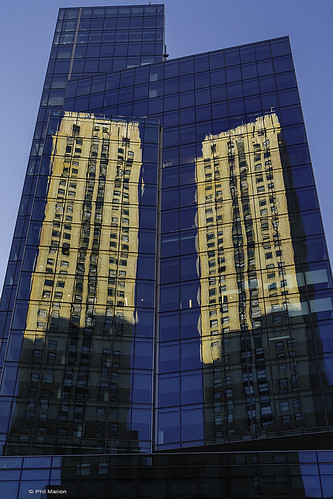 double reflection/noitcelfer elboud - NY, NY | by Phil Marion (187 million views - THANKS)