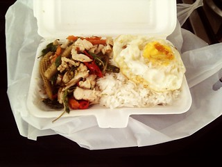 13/07/11:  pad gra pao - the breakfast of champions | by Tim Gerland