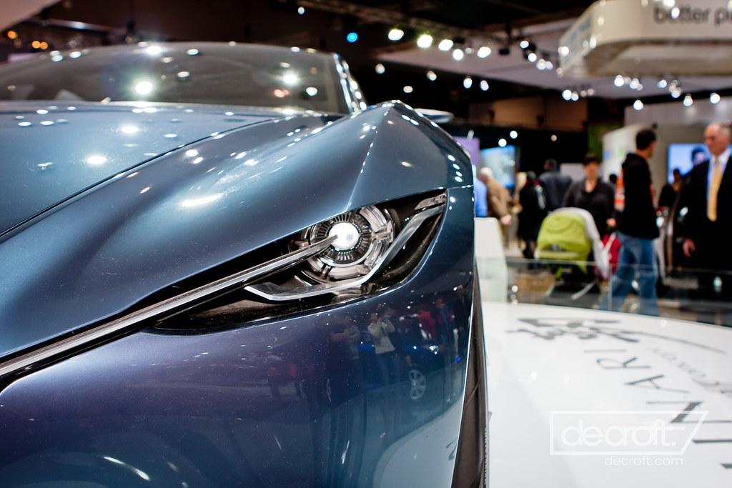 2011 Melbourne International Motor Show