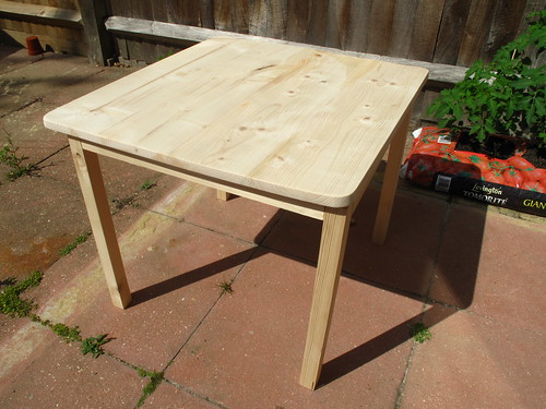 Rounded corners and sanded down top | by lilspikey