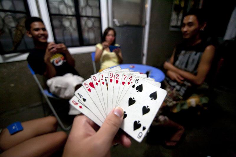 Колонізатори карткова гра